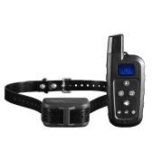 Hundetrainingshalsband Wiederaufladbares Hundeschockhalsband Wasserdicht mit Trainingsmodi Beep Vibration Shock