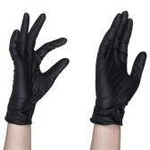 Black Industrial Nitrile Gloves