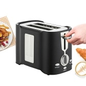 Toast Machine Multifunctional Household Toaster 2 Slice Bread Toasters