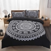 Bedding Set Ethnic Style Pillowcase Bed Sheet