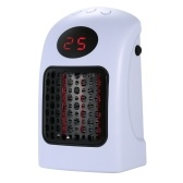Mini Wall-Outlet Space Heater 900W Ceramic Heating Heater