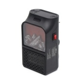 Mini scaldabagno elettrico a portata di mano Ventilatore caldo Ventilatore da camera Stufa elettrica Radiatore Scaldino per casa ufficio