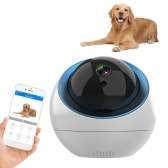 F7 Pet Camera Dog Camera Wi-Fi Камера 1080 P Камеры ВИДЕОНАБЛЮДЕНИЯ ИК Ночного Видения Радионяня Домашней Безопасности для Кошек Собак