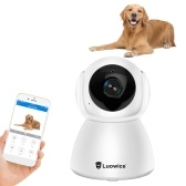 Q8 Pet Camera Dog Camera WiFi Camera 720P Home Security Indoor Pet Monitor Camera Motion Tracking Night Vision Intelligent Alert Cats Dogs