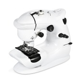 Mini Sewing Machine Portable Multi-function Sewing Machine 2-Speed Reverse Sewing Foot Control