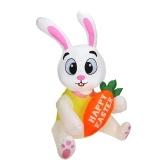 Conejo inflable de Pascua que agita de 5.24FT LED