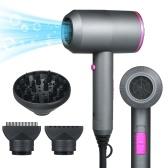 Secador de cabelo com secagem rápida Ionic Tech