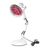 Терапевтическая лампа красного света с регулируемым по высоте металлическим кронштейном