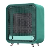 Electric Space Heater Safe Overheat & Tip-over Protection Quiet Mini Personal Space Heater PTC Ceramic Heating Heater for Office Desk Indoor Use