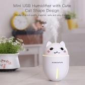 3 in 1 Multi-functional Portable Mini Humidifier Cute Cat Shape