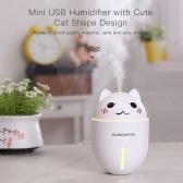 3 in 1 Multi-functional Portable Mini Humidifier Cute Cat Shape