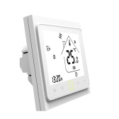 WiFi-Thermostat mit Touchscreen-LCD-Anzeige