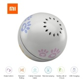 Xiaomi Petoneer Intelligent Pet Companion Ball Cat Toy Built-in Catnip Funny Cats Toy