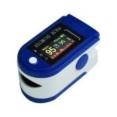 Домашний пальчиковый оксиметр Индекс перфузии пульса SPO2 Измерение данных кислорода в крови