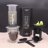 Press Espresso Coffee Household Portable DIY Coffee Pot