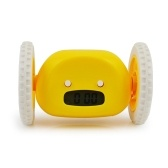 Innovative Alarm Clock with 2 Running Wheels
