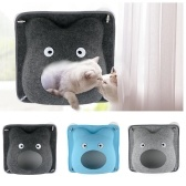 Cat Pet Window Window Cat Persico Cat Hammock Window Sedile Cat Letto Cat Cave per gatti