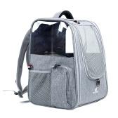 Pet Dog Cat Rucksack Carrier Travel Bag Entwickelt für Reisen Wandern Walking Outdoor Verwendung für Gewicht innerhalb von 7,5 kg