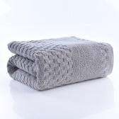 Комфортное мягкое экологически чистое не выцветающее банное полотенце