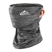 Face Scarf Bandana Sun Dust Wind Protection Mask Non Slip Breathable Elastic Neck Gaiter for Fishing Hunting Cycling Motorcycling