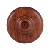 Cello Endpin Rest Stop Holder Protector de anclaje Pad antideslizante Rosewood