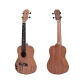 """TOM JYY-C1 23"""" Acoustic Concert Ukulele Ukelele Uke Kit"""