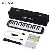ammoon 37 Keys Melodica Pianica Piano Style Keyboard Harmonica Mouth Organ
