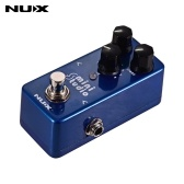 NUX NSS-3 Mini Studio Speaker Cabinet Simulator Effect Pedal