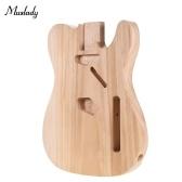 Muslady TL-T02未完成エレキギター本体