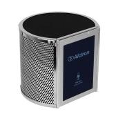 PF8 PRO Écran de microphone simple professionnel Filtre acoustique Écran de bureau pour écran de vent