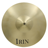 "14"" Brass Alloy Crash Ride Hi-Hat Cymbal for Drum Set"