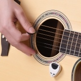 Kit di accessori per chitarra Include protezioni per chitarra in silicone 15pcs + 10 pezzi per chitarra acustica per principianti di chitarra acustica