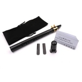 Black Pocket Sax Mini Portable Saxophone