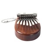 8-клавишная мини-клавиатура Kalimba для портативного большого пальца