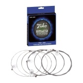 Electric Guitar Strings Hexagon Alloy Wire Nickel Wound Bright Corrosion Resistant 6 Strings Set (.009-.042) Extra Light Special