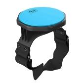 Supporto per supporto portatile per pad da allenamento per batteria con cinturino per gamba in gel di silice per bambini Adulti