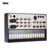 KORG VOLCA KEYS Portable Analog Synthesizer Synth Built-in Delay Effect Loop Sequencer