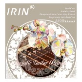 Acoustic Folk chitarra stringhe di sostituzione Set completa 6pcs (.010-.047) il centro d
