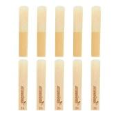 Bbのクラリネットは竹の材料の強さをリードする2.5、10pcs / Box