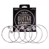 ZIKO DPA-70 Classical Guitar Strings Normal Light Tension Silver Wound Nylon String Anti-Rust Set of 6pcs Musical Instrument String Accessories