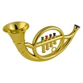 Musical Wind Instruments French Horn