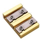 ammoon 3 / 4-4 / 4バイオリンペグシェーバーペグリールシェーバーバイオリン製作ツール弦楽器製作者ツール真ちゅう素材ゴールド