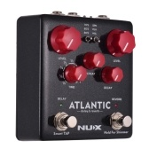 NUX ATLANTIC Delay & Reverb Gitarreneffektpedal