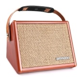 Munição AC-15 15W portátil amplificador de guitarra acústica Amp BT Speaker