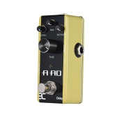 ENO EX Acoustic Guitar Effects Pedal Series AAD Delay Effect Pedal Full Metal Shell True Bypass
