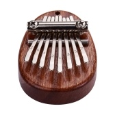 8 Keys Mini Thumb Piano Finger Percussion Kalimba