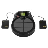 Portable Electronic Drum Percussion Drum Practice Pad