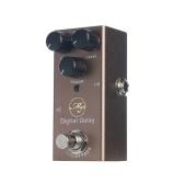 Pedale effetto chitarra delay digitale con manopole di controllo ABS Mini pedale singolo