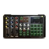 S3000 Nuevo procesador de señal DSP de tarjeta de sonido para computadora de teléfono móvil herramienta multipropósito