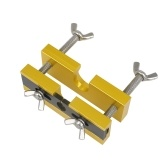 Herramienta de reparación de trompeta de metal Separador de boquilla de trompeta Herramientas de extracción de boca de trompeta